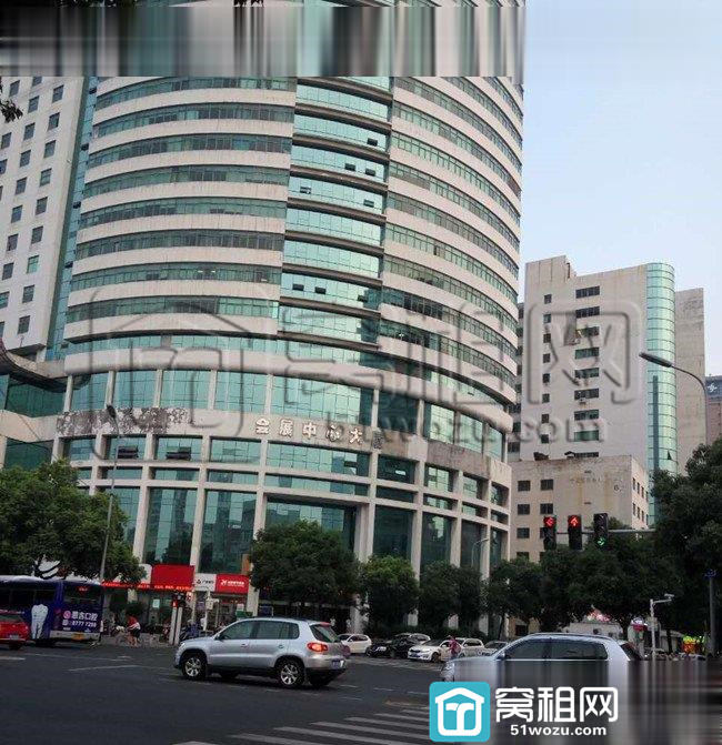 宁波会展中心大厦
