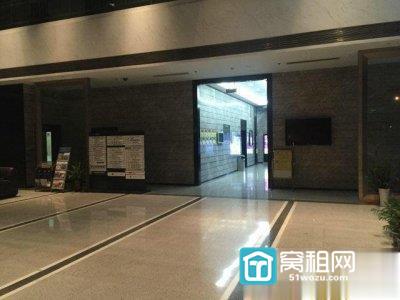 宁波广博国贸中心200平米办公室出租