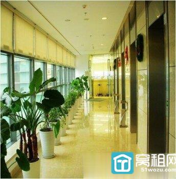 宁波万豪中心整层1400平米出租可分开租