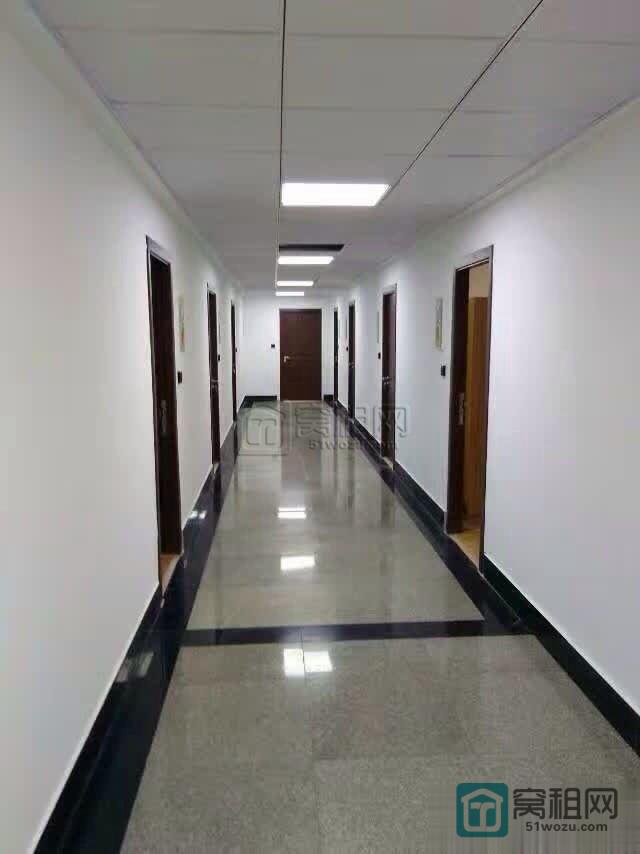宁波天一广场苍水大厦88平米全新装修办公室出租