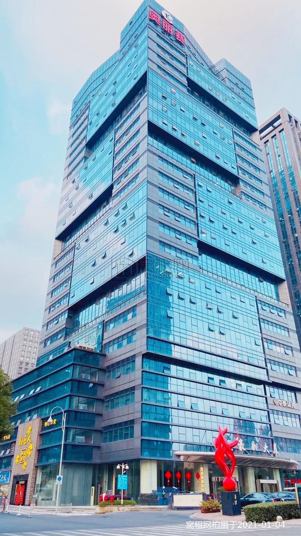 宁波豪如大厦