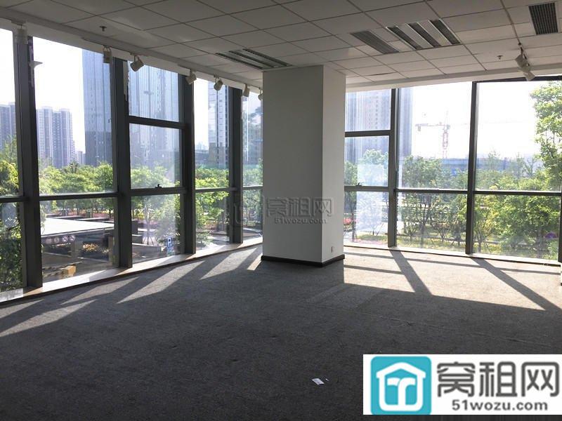 宁波荣安大厦365平方 精装东南采光出租