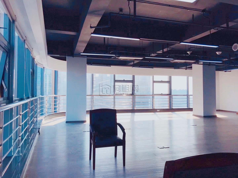 宁波国骅大厦125平米朝南办公室出租