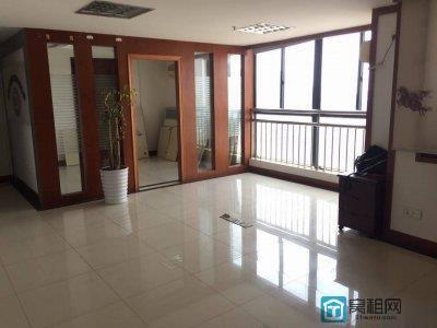 宁波江东区金汇大厦130平米带隔断5600元出租