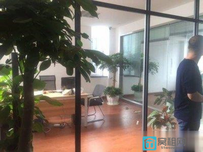 宁波亚朵酒店隔壁盈升国际大厦130平办公室出租