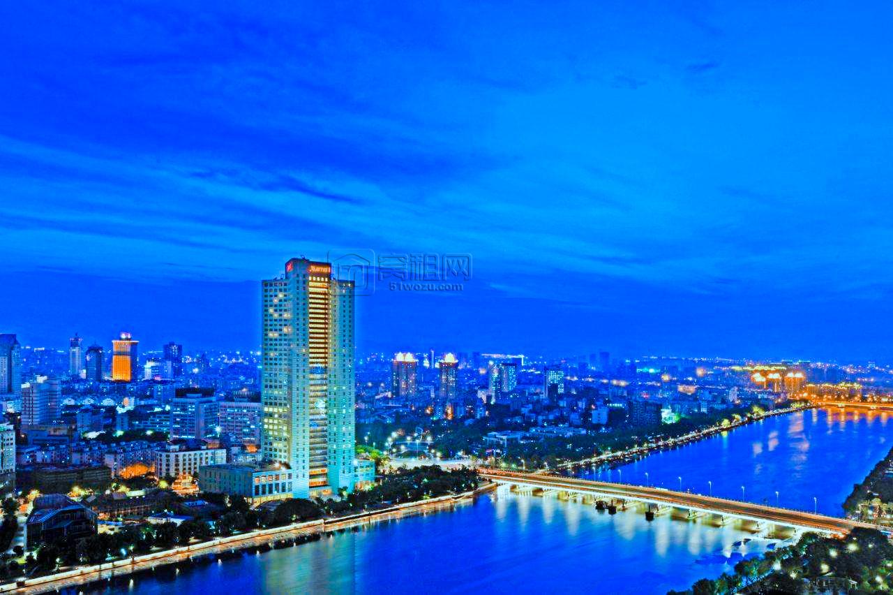 宁波万豪中心写字楼