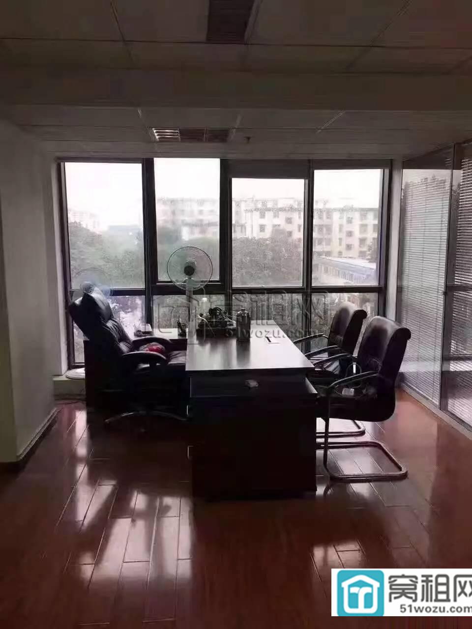 宁波华宏第五大道120平精装写字楼出租