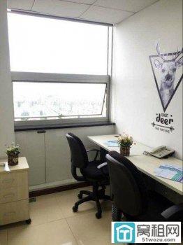 宁波适合2人外贸办公室出租租金8