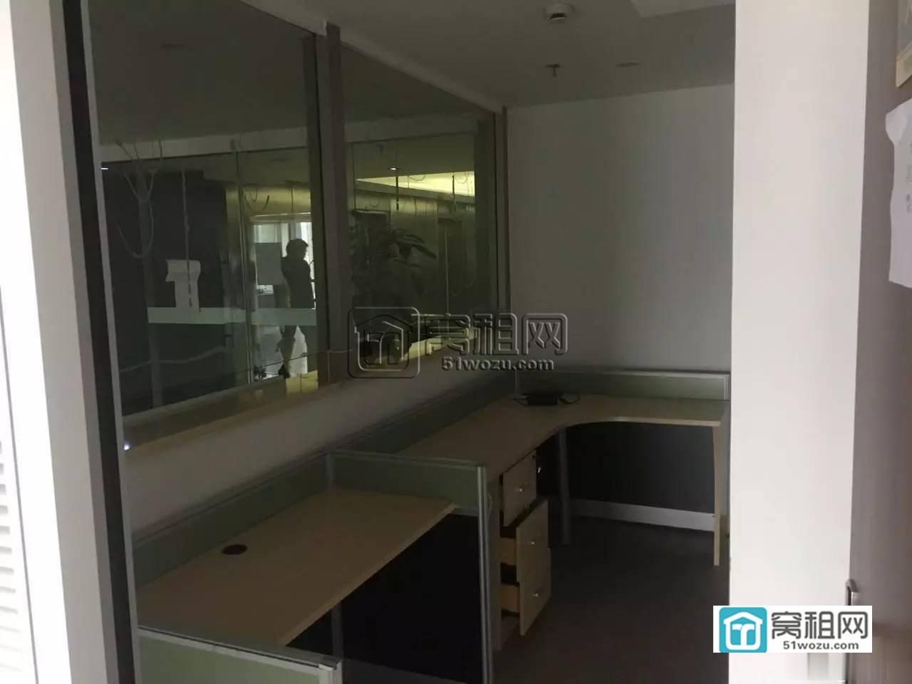 江东高端写字楼华宏第五大道240平米办公室出租