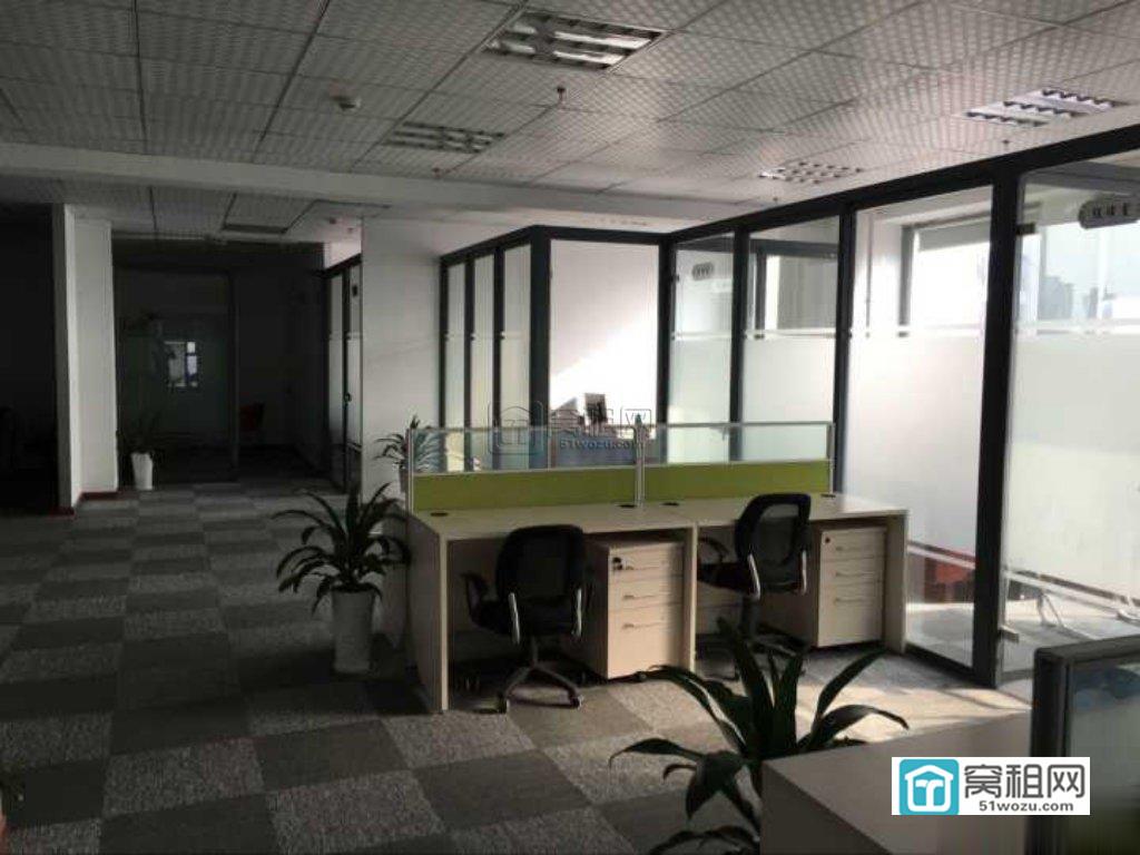 宁波华东城3号楼有300平精装办公室出租