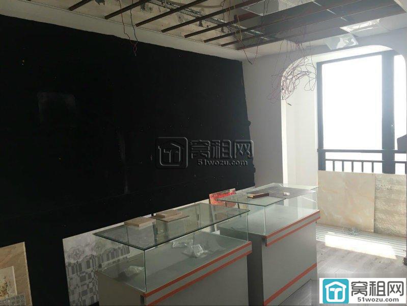 宁波百丈路上东国际193平南北带阳台出租