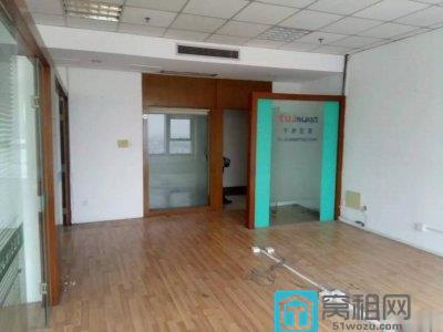 月湖银座86平米办公室4300 元/月出租