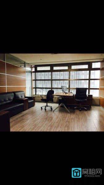 宁波汇港大厦162平米 朝南 精装修