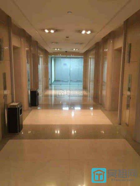 宁波波特曼大厦115平写字楼出租