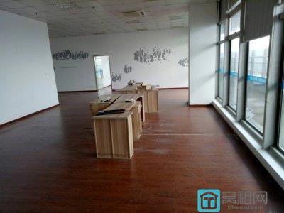 宁波聚贤路555号微软大厦275平精装电梯口位置办公室出租