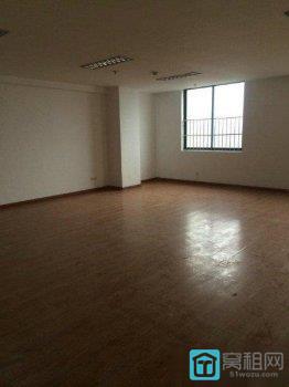 宁波柳汀立交桥西凯悦大厦80平办公室出租3200 元/月