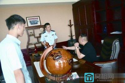 郑州一老板租写字楼 没想到是法院已查封的房产