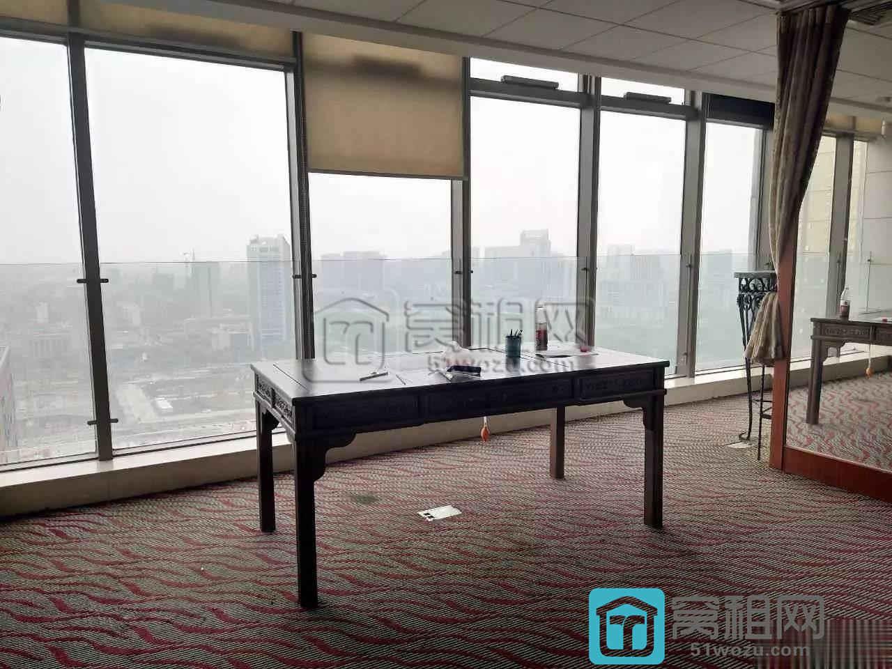 南部商务区核心位置宁波商会大厦400平米办公室出租
