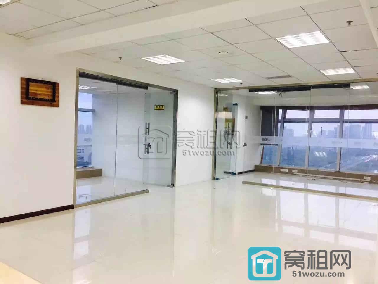 宁波世纪东方广场附近上东国际130平米办公室出租