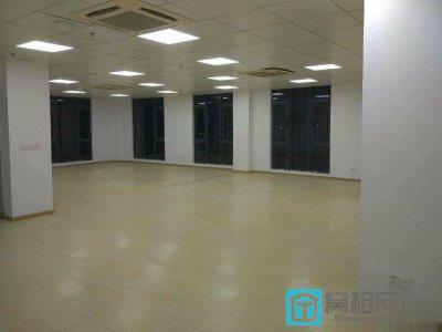 宁波南塘老街附近新典星座精装修207平米办公室出租