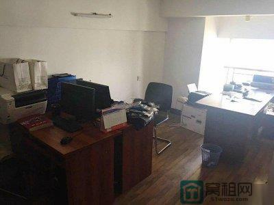 宁波江北人民路93号大时代150平精装复式带水写字楼出租