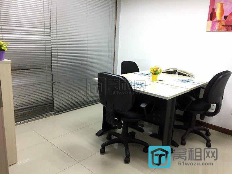 宁波世纪东方广场2人间办公室1180 元/月出租包物业费