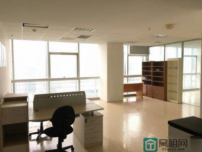 宁波鄞州区鄞州商务大厦115平米办公室出租