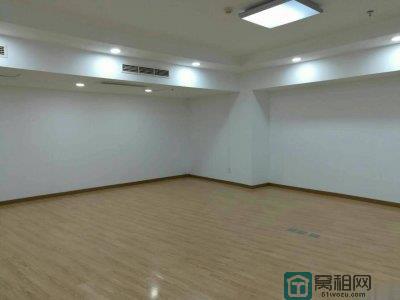 宁波科技大厦90平米朝南独立电表办公室出租