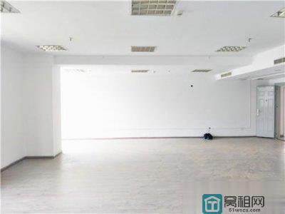 宁波高新区科技大厦195平米朝南面办公室出租