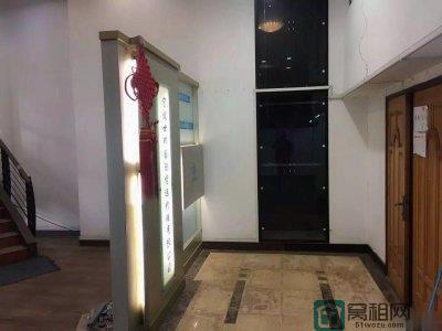 宁波西门口城市广场办公室430平米出租