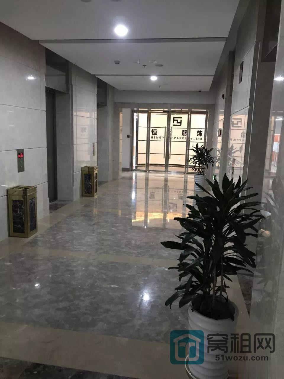 宁波壹都文化广场297平米办公室出租