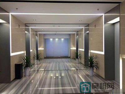 宁波国际金融中心556平米高大山
