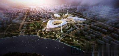 宁波奥体中心即将落成 是否会带动房价的新一轮飞涨