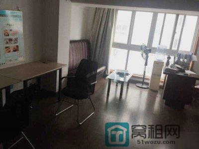 宁波1号线地铁口中山首府111平米复式写字楼出租