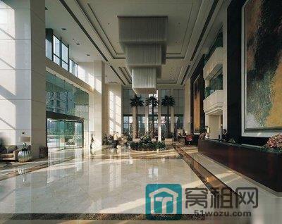 宁波绿园大厦200平米精装办公房低价出租