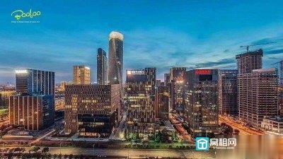 宁波国际金融中心549平米5A写字