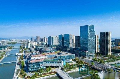 宁波东部新城一宗商住地吸金27.38亿,折合楼面价1.9W