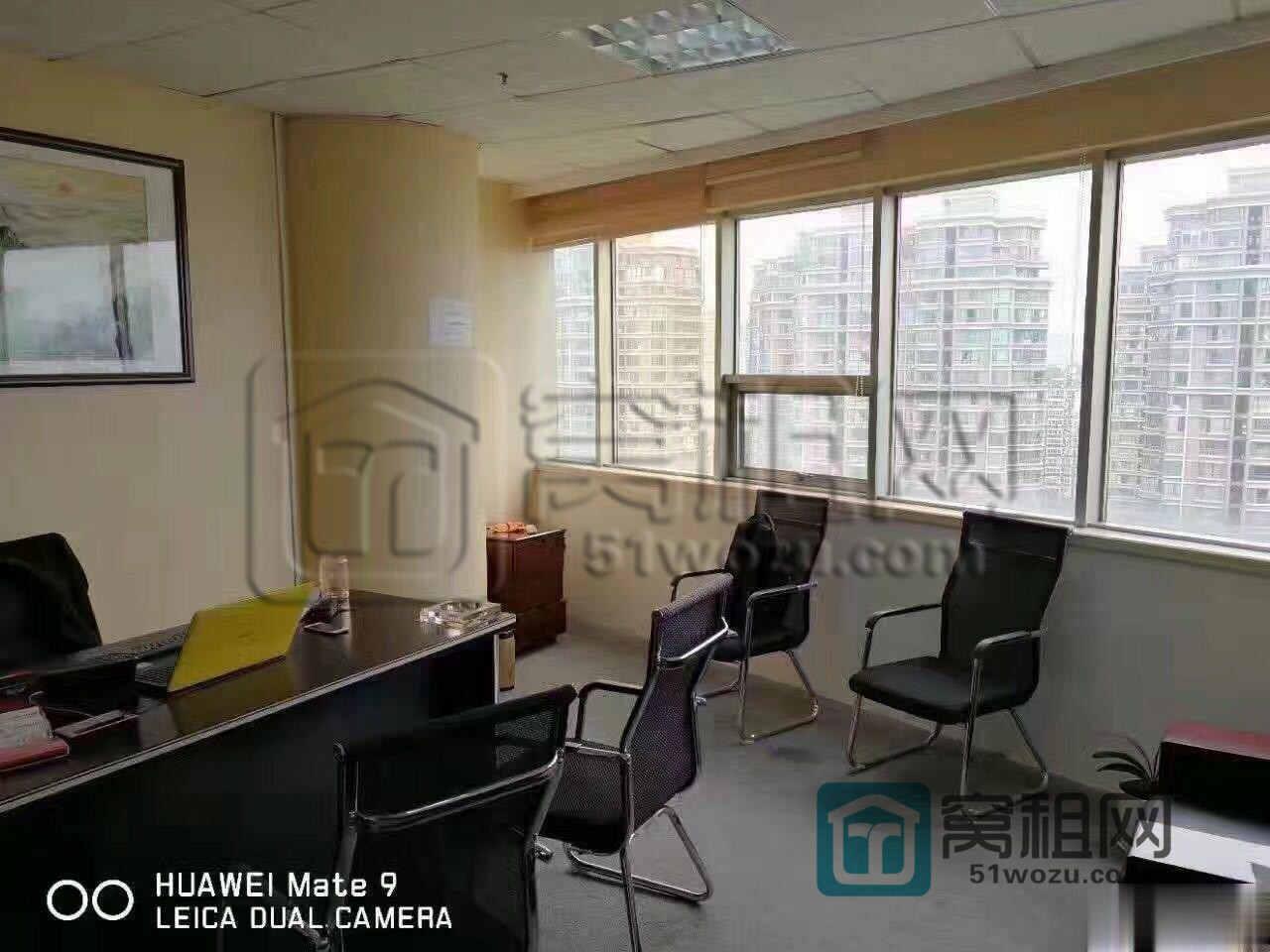 宁波万金大厦85平米写字楼朝南出租