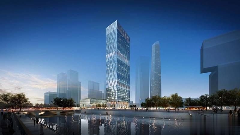 宁波国华金融大厦