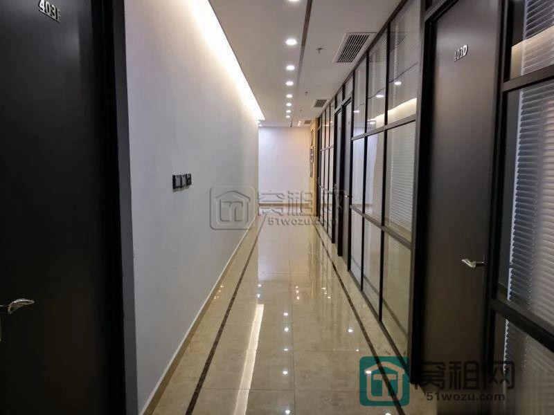 宁波月湖金汇大厦50平米写字楼出租5500元/月精装修