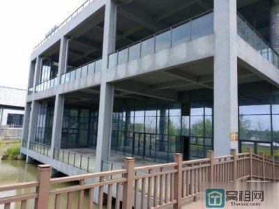 宁波高桥梁祝地铁口附近200平米办公室出租10800元/月带花园