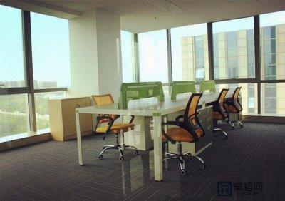 宁波世茂日湖中心众创空间小面积办公室出租