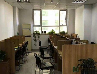 宁波新海蓝钻大厦150平带家具出租