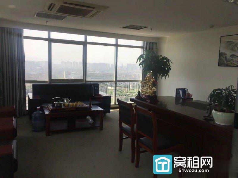 宁波嘉汇国贸办公室精装385平米出租