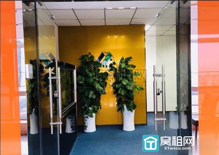 宁波银晨国际1号楼主楼朝北170平米出租