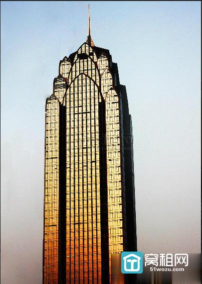 宁波南部商务区地标建筑宁波商会国贸大厦全新装修出租