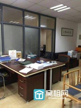宁波高新区博浪大厦130平米朝北办公室出租