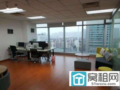 中信银行大厦写字楼出租130平米