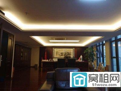 宁波大剧院旁北岸财富中心700平可分租电梯口办公室出租