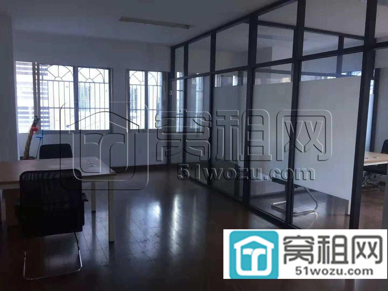 宁波和义大道附近苍水大厦88平米3300元出租带部分价格2个隔间